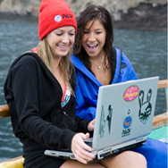 Take a scuba lesson online with PADI at your own pace—Anytime.  Anywhere.